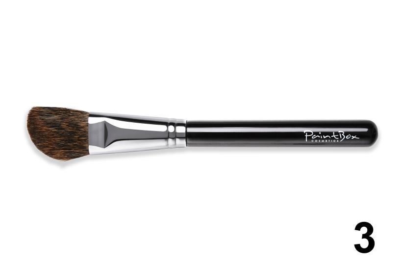 Angled blush brush-0