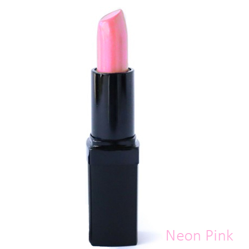 Pro-Colour Lipstick - Neon Pink-0
