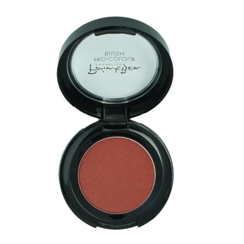 Pro Colour Blush Pot - Scarlet-0