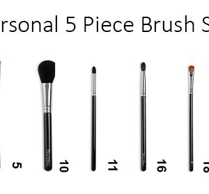 Personal 5 Piece Brush Set-0
